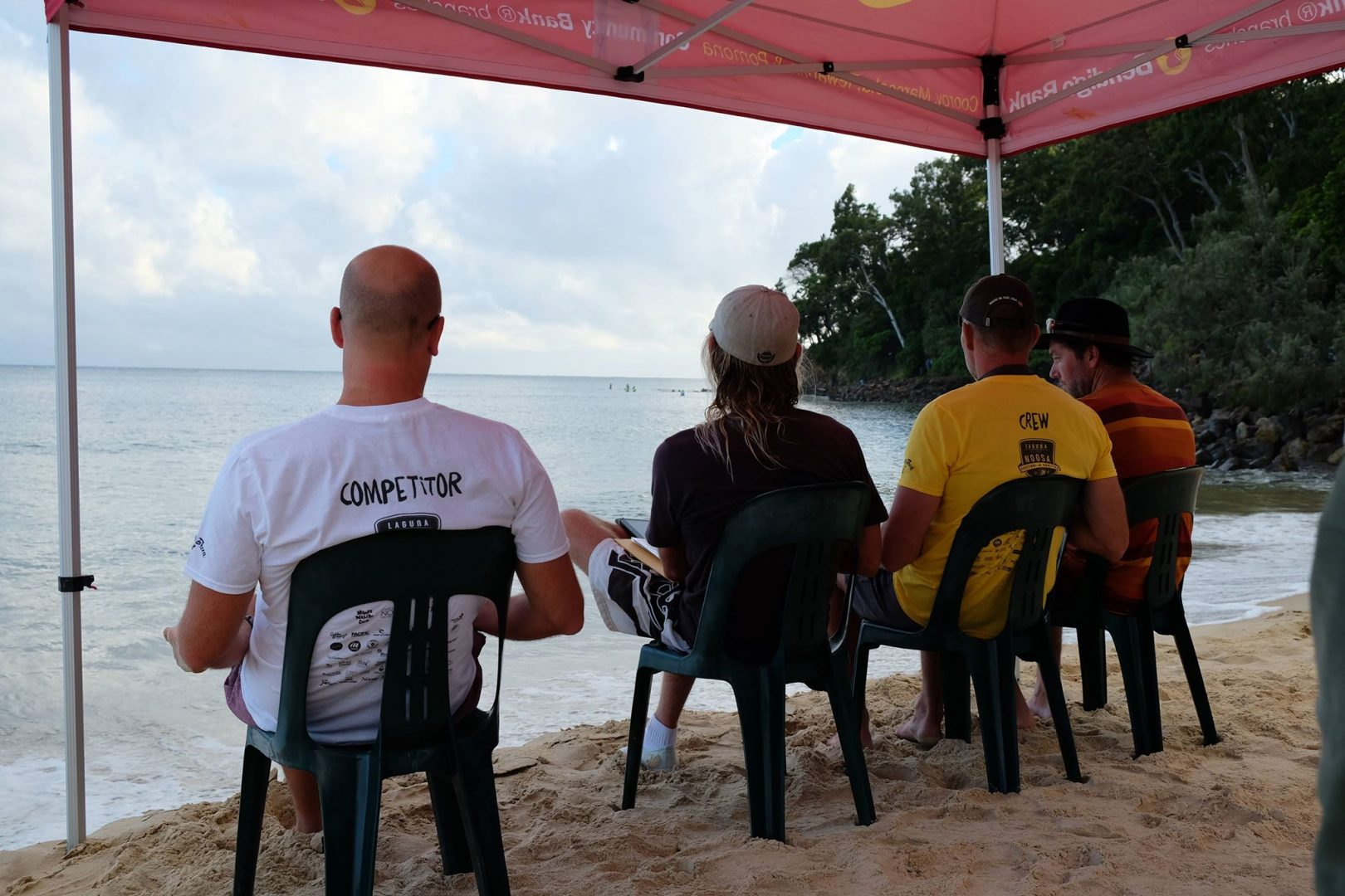 Noosa Festival of Surfing – Challenges of judging this iconic event